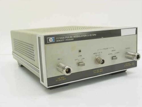 HP 11720A  Pulse Modulator 2-18 GHz