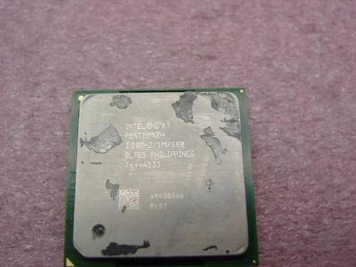 Intel SL7E5  P4 3.2 Ghz/1024/800 Socket 478 CPU Proc