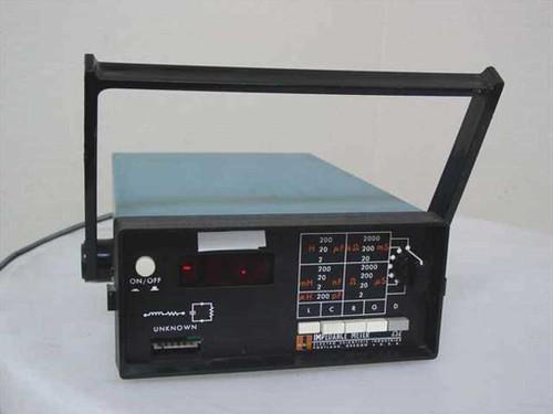 ESI 252  Impedance Meter