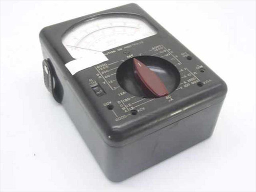 Triplett 630-A  Analog Multimeter