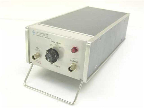 HP 461A  Amplifier