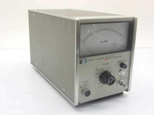 HP 4328A  Milliohmeter - No Probe - Untested