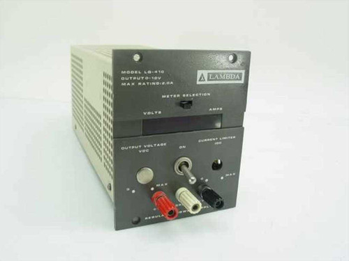 Lambda Electrionics LQ-410  Regulated Power Supply - Parts Unit