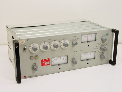 General Radio 1238 Detector 10Hz to 100 Khz Range 100nV Sensitivity