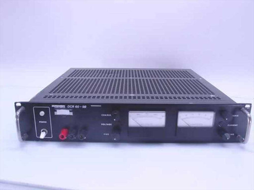 Sorensen DCR-60-9B  Power Supply 60 VDC 9A - As Is (No Power)