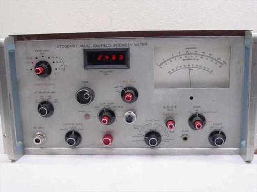 Stoddart NM-67  EMI/Field Intensity Meter 1 to 18 GHz