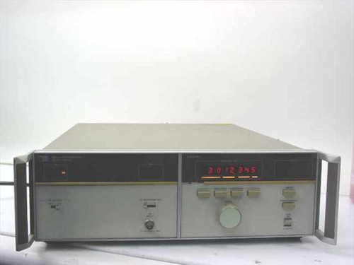 HP 8671A  Microwave Frequency Synthesizer 2 to 6.2 GHz