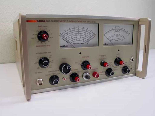 Carnel Labs NM-17/27B  EMI Field Intensity Meter 9kHz to 32 MHz