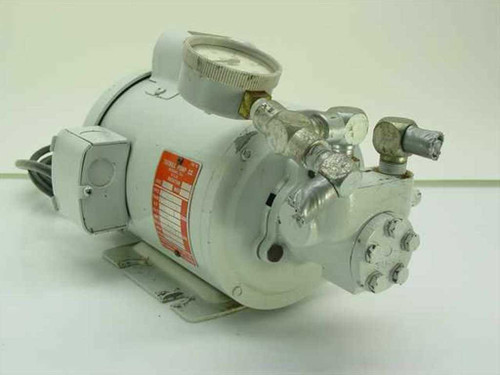 "Tuthill Pump Co. B8163-3  1/4"" HP Hydraulic Oil Pump"