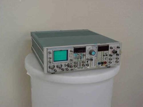 Tektronix TM 506  Oscilloscope w/ Option 2