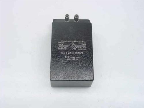 General Radio 509-R  Standard Capacitor for Calibration Standard