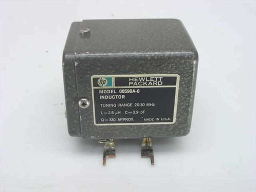 HP 00590A-6  Inductor