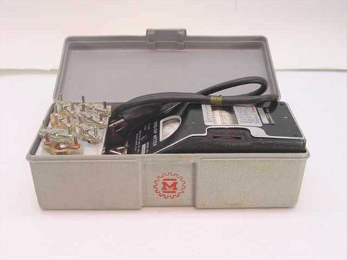 Millen 90651 Grid Dip Meter with 7 Coils in Case