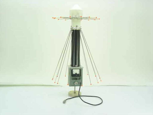 Antenna Research Assoc. SAS-1/D  100MHz-1Ghz Rod/Discone Antenna