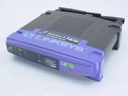 Linksys WRT54G  Linksys 2.4GHz 54g Wireless-G Router