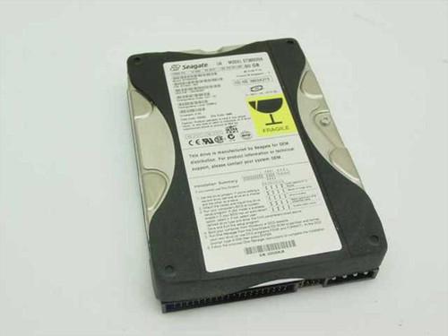 """Seagate ST380020A  80.0GB 3.5"""" IDE Hard Drive"""