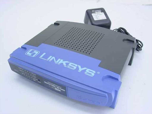 Linksys BEFSR41 V.4.1  EtherFast Cable/DSL 4 Port Instant Broadband Route