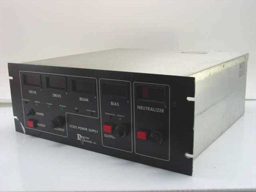 Denton Vacuum CC-102  Ion Source Power Supply Digital
