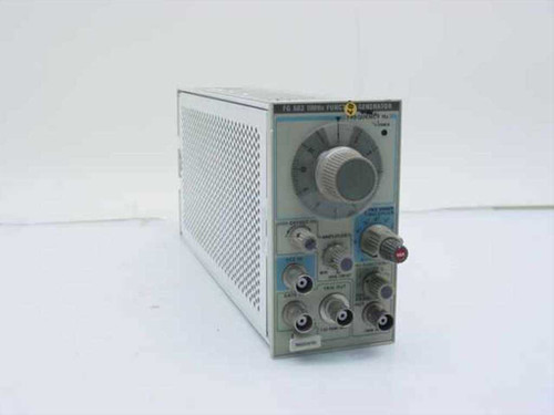 Tektronix FG 502  11 MHz Function Generator for TM 500 Mainframe