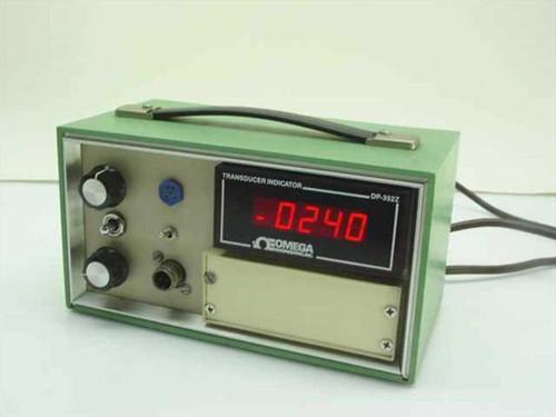 Omega DP-352Z  Transducer Indicator