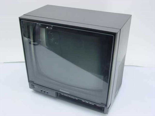 Panasonic CT-1400MG  Video Data Monitor - RGB VTR Video Inputs