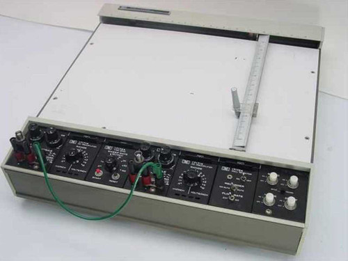 HP 7004B  Flatbed Dual Axis Chart Recorder with Options