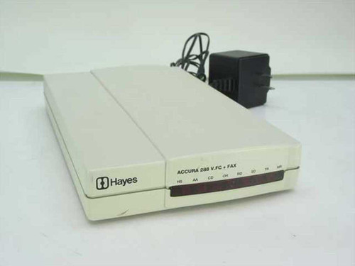 Hayes 5205AM  External Accura 28800 V.FC & Fax Modem