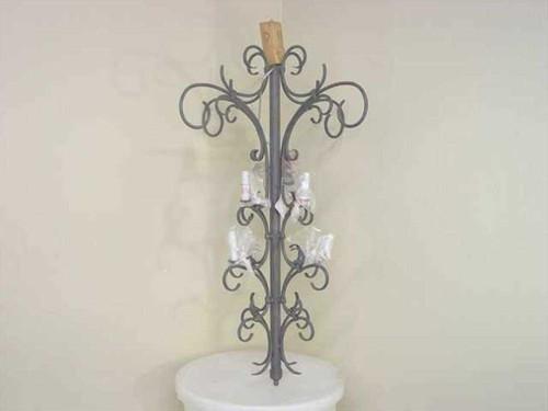 Quorum International Hanging Lamp  Rustic Home Dining Room Lamp