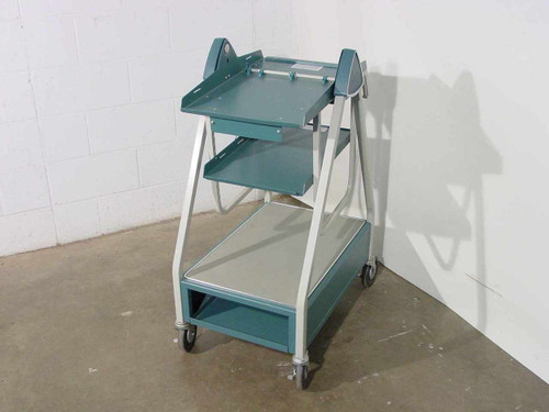 Tektronix Model 3  Scope Mobile Oscilloscope Cart