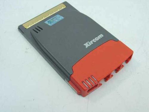 Xircom RealPort CardBus Ethernet 10-100&Modem 56 (rbem56g-100)