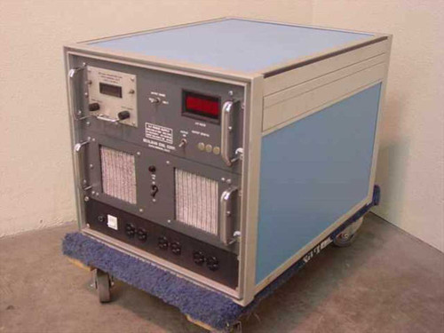 Behlman 200-C-SBD  2 KVA AC Power Supply 45 to 2000 Hz Variable