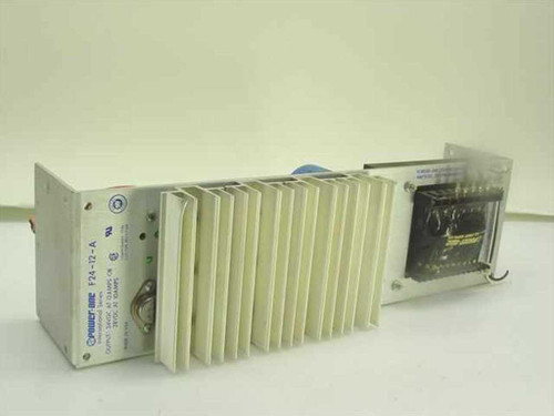 Power One F24-12-A  24 Volt 12 Amps Linear Power Supply 12 Amp 24 VDC