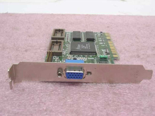 Trident PCI Video Card TGUI9680-1 (8257G/V5)