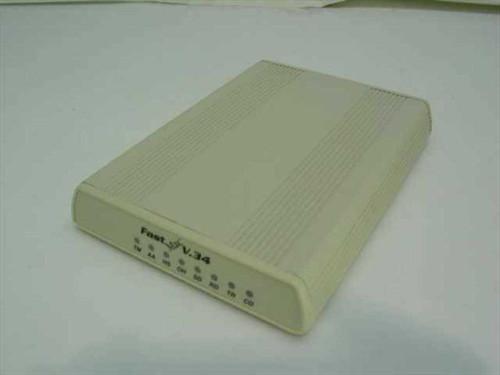 Fast Mac V.34  Fast V.34 Modem