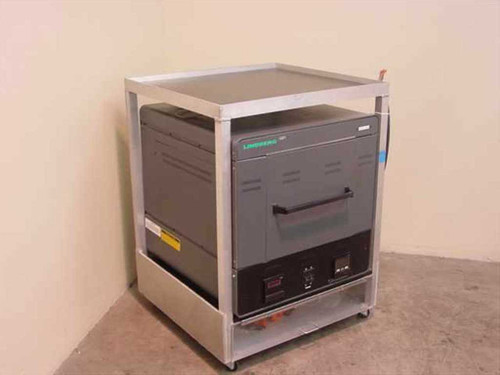 Lindberg LBF644C  1700C Degree Box Furnace with Cart