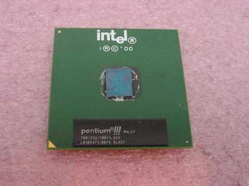 Intel SL45Y  Pentium III Processor 700/256/100/1.65V Processor