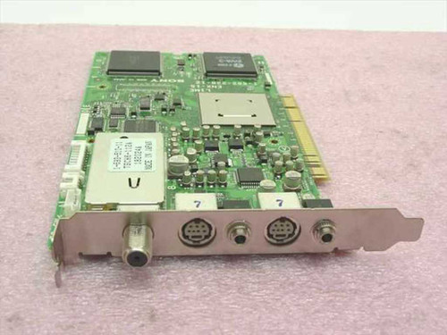 Sony ENX-15  Video Capture Card for Vaio PCV-1MB4A