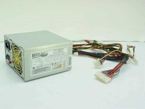 Mad Dog MD-350WPS  350 W Power Supply