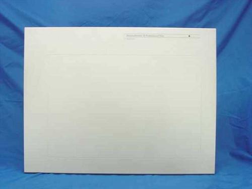 Summagraphics MM II 1812  Summasketch II Professional Plus Graphics Tablet