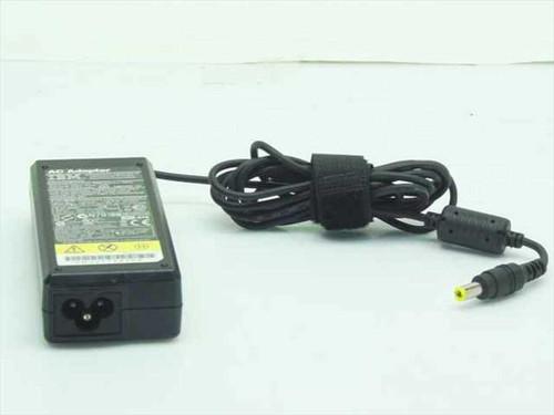 IBM 02K6555  AC Adapter 16VDC 3.36A Barrel Plug