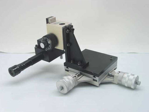 McBain Custom  XY Microscope Assembly w/ Zeiss Epiplan Objective