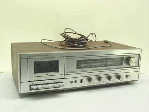 Sears 304.91804 150  AM/FM Stereo Cassette System