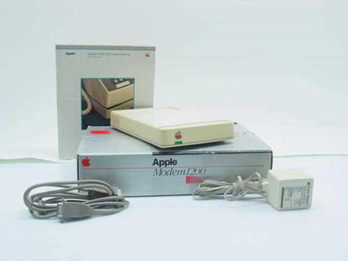Apple A9M0301  External Modem 300/1200 Baud in Original Box