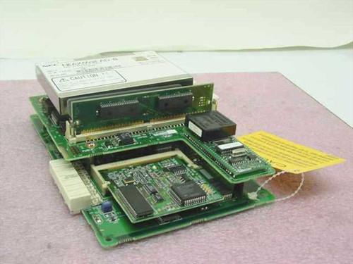NEC NG-048952-001  Voice Mail Box Card