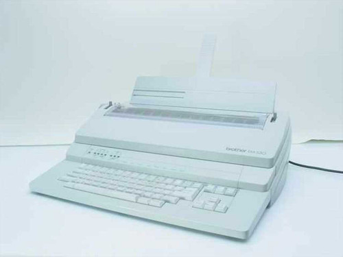 Brother EM-530  Electronic Typewriter with Spell Checker