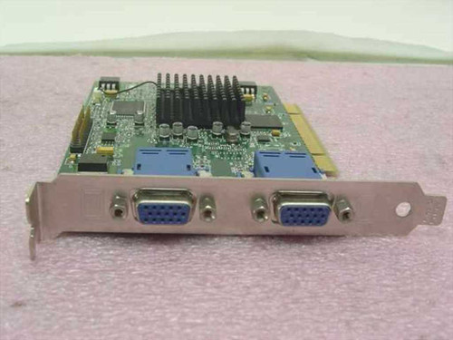 Matrox G45MDHP16DB  16MB Millennium G450 Dual Head PCI Vga DDR G4