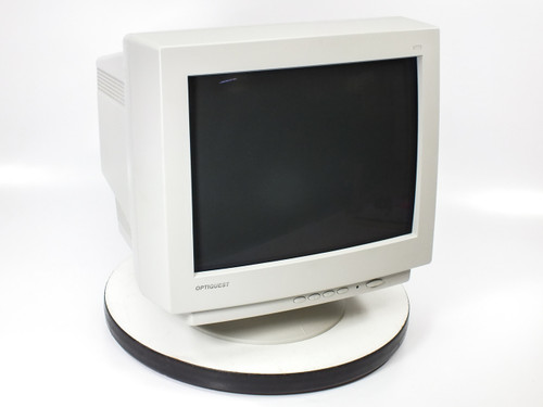 "ViewSonic Optiquest V773 17"" SVGA Color CRT Monitor - Beige - New"