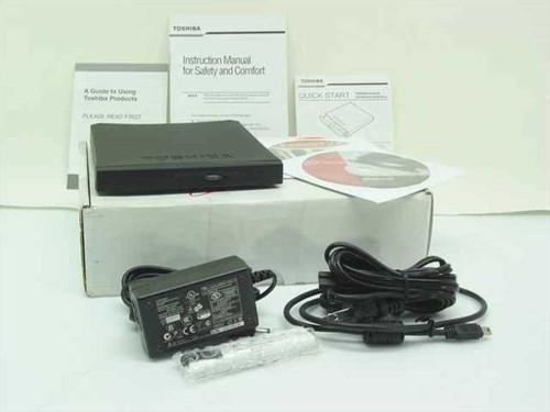 Toshiba PA3352U-2CD2  CD-RW/DVD External Combo Burner Drive USB 2.0