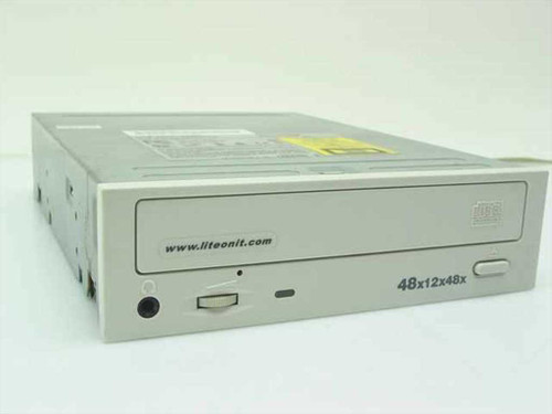 Lite-On LTR-48125W  CD-RW IDE Internal 48x12x48