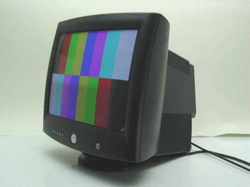 """Dell M991  19"""" Monitor SVGA - Black"""